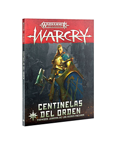 Revista - WHAOS Warcry Sentinels of Order (Español)