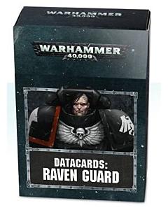 CARTAS - Datacards WH40K Raven Guard (Ingles)