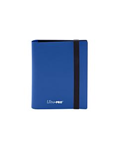 ULTRA PRO - 2-Pocket Eclipse PRO-Binder Pacific Blue