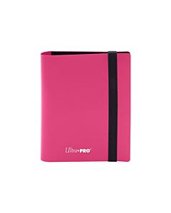 ULTRA PRO - 2-Pocket Eclipse PRO-Binder Hot Pink