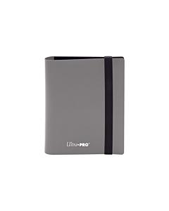 ULTRA PRO - 2-Pocket Eclipse PRO-Binder Smoke Grey