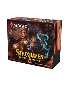 Magic the Gathering - Strixhaven School of Mages Bundle