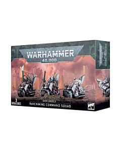WH40K - Dark Angels Ravenwing Command Squad