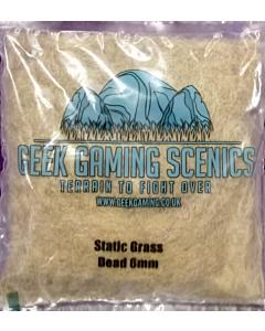 GEEK GAMING - 6mm Dead Grass Static Grass