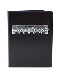 ULTRA PRO - 9 Pocket Collectors Portfolio Negro