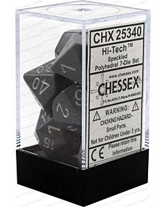 CHESSEX - Dados Poliedricos Hi Tech