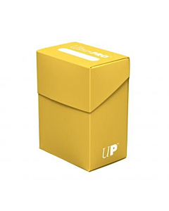 ULTRA PRO - Deck Box Amarillo