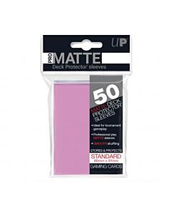 ULTRA PRO - Micas Pro-Matte STND c/50 Rosa