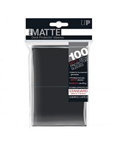 ULTRA PRO - Micas Pro-Matte STND c/100 Negro