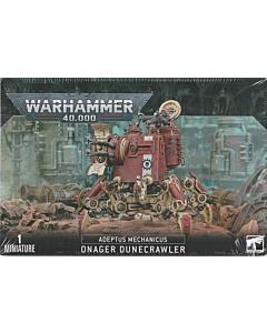 WH40K - Adeptus Mechanicus Onager Dunecrawler
