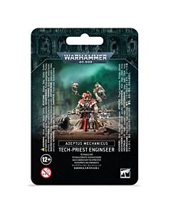 WH40K - Astra Militarum Tech-Priest Enginseer (Blister)