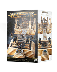 WHAOS - Dominion of Sigmar Penumbral Stormvault