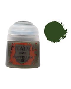 Base - Castellan Green 12ML
