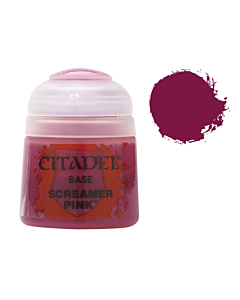 Base - Screamer Pink 12ML