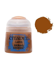 Layer - Skrag Brown 12ML