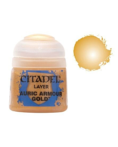 Layer - Auric Armour Gold 12ML