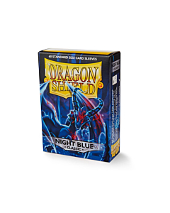 Dragon Shield - Micas STND Night Blue Classic c/60