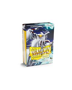 Dragon Shield - Micas Small JPN Size White Matte c/60
