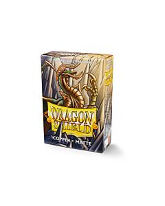 Dragon Shield - Micas Small JPN Size Copper Matte c/60
