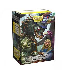 Dragon Shield - Micas STND Art Matte Easter Dragon 2021 c/100
