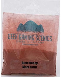 GEEK GAMING - Base Ready Mars Earth