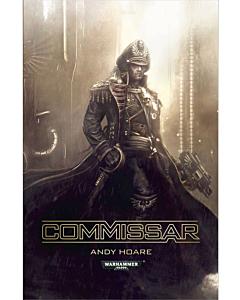 Libro - WH40K Commissar
