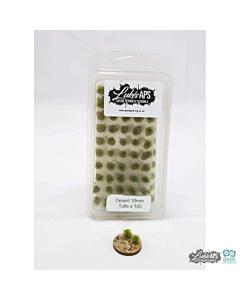 Luke's Aps - 10mm Self Adhesive Static Grass Tufts x 100 Desert
