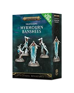 WHAOS - Nighthaunt Myrmourn Banshees ETB