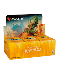 Magic the Gathering - Guilds of Ravnica Booster Box (Ingles)