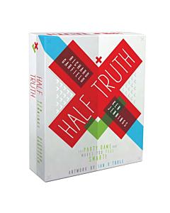 JUEGOS DE MESA - Half Truth Boardgame (Inglés)