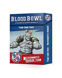 CARTAS - Blood Bowl Necromantic Team Cards (Inglés)