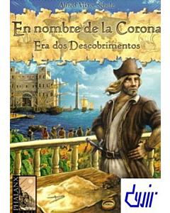 JUEGOS DE MESA - En Nombre de la Corona (Español)