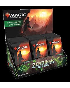 Magic the Gathering - Zendikar Rising Set Booster Display