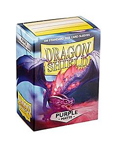 Dragon Shield - Micas STND Purple Matte c/100
