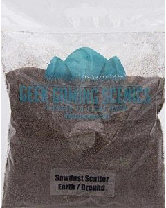 GEEK GAMING - Saw Dust Scatter Earth / Ground