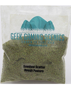 GEEK GAMING - Saw Dust Scatter Rough Pasture