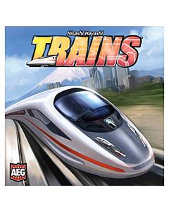 JUEGOS DE MESA - Trains (Ingles)