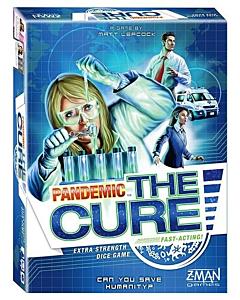 JUEGOS DE MESA - Pandemic The Cure (Ingles)