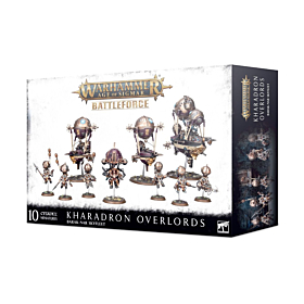 WHAOS - Kharadron Overlords Battleforce Barak-Nar Skyfleet
