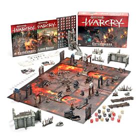 WHAOS - Warcry Catacombs (Español)