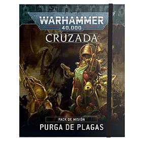 Libro - WH40K Crusade Mission Pack Plague Purge (Español)