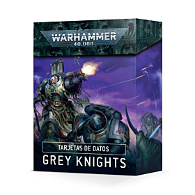 CARTAS - WH40K Datacards Grey Knights (Español)