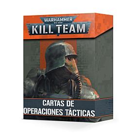 CARTAS - WHKT Tac Ops (Español)