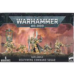 WH40K - Dark Angels Deathwing Command Squad