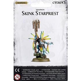 WHAOS - Seraphon Skink Starpriest  (Blister)