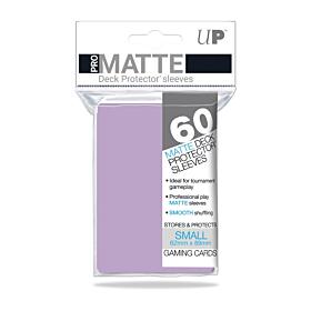 ULTRA PRO - Micas Pro-Matte YUGI Lilac c/60