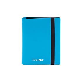 ULTRA PRO - 2-Pocket Eclipse PRO-Binder Sky Blue