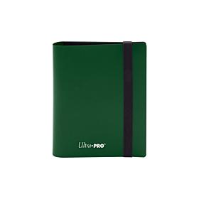 ULTRA PRO - 2-Pocket Eclipse PRO-Binder Forest Green