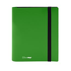 ULTRA PRO - 4 Pocket Eclipse PRO-Binder Lime Green