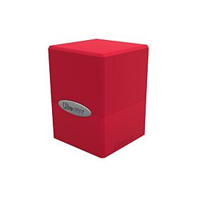 ULTRA PRO - Satin Cube Apple Red